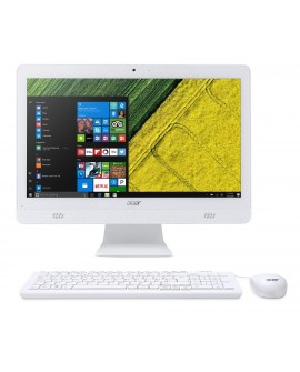 "Acer All in One Aspire AC20 720 ML11 de 19.5"" Intel Pentium Memoria de 4 GB Disco Duro 1 TB Blanco - Envío Gratuito"
