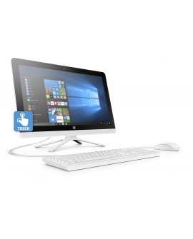 "HP All in One 22 b204la de 21.5"" AMD A6 AMD Radeon R4 Memoria de 8 GB Disco duro de 1 TB Blanco - Envío Gratuito"