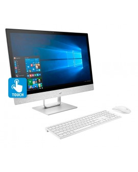 "HP All in One 24 R018LA de 23.8"" AMD 12 Memoria de 8 GB Disco duro de 2 TB Blanco - Envío Gratuito"