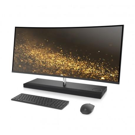 """HP All in One 34 B003LA de 34"""" Intel Core i7 7700T Memoria 16 GB Disco duro 2 TB Plata - Envío Gratuito"""