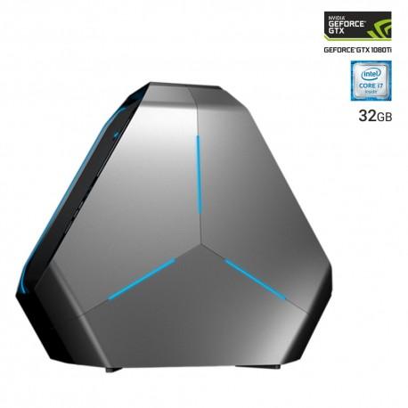 Dell Desktop ALIENWARE AREA 51 CI7 Core i7 Memoria de 32 GB Disco duro de 2 TB + 256 GB SSD Negro - Envío Gratuito