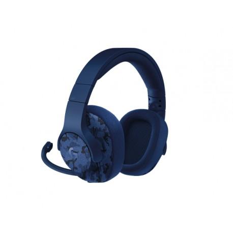 Logitech Audífonos Gaming G433 Camuflado Azul - Envío Gratuito