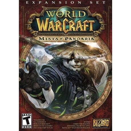 PC World of Warcraft Mists of Pandaria - Envío Gratuito