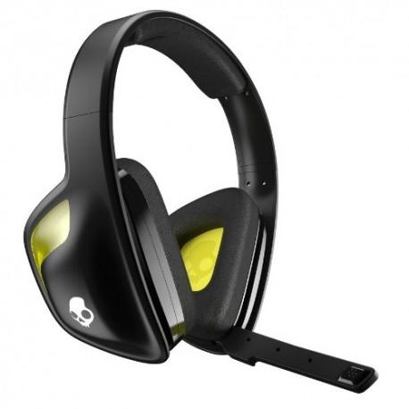 Universal Headset SLYR Negro/Amarillo SkullCandy - Envío Gratuito