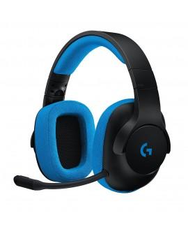 Logitech Audífonos Gaming G233 alámbricos Negro