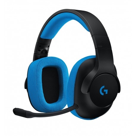 Logitech Audífonos Gaming G233 alámbricos Negro - Envío Gratuito