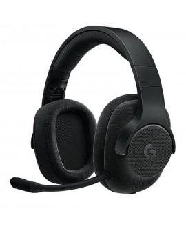 Logitech Audífonos Gaming G433 alámbricos Negro