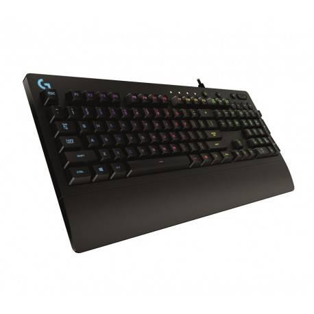 Logitech Teclado Gaming Prodigy G213 Negro - Envío Gratuito