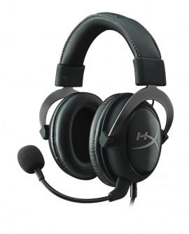 Kingston Audífonos HyperX Cloud II Negro