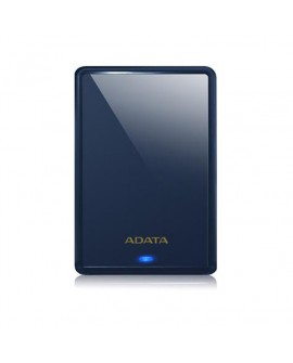 Adata Disco Duro Portátil Slim 1 TB Azul