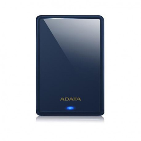 Adata Disco Duro Portátil Slim 1 TB Azul - Envío Gratuito