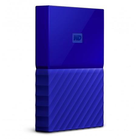 Western Digital Disco Duro My Passport Ultra 2TB Azul - Envío Gratuito