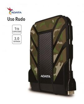 Adata Disco duro uso rudo HD720 1TB Camuflaje - Envío Gratuito