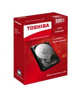 Toshiba Disco Duro Interno 500GB