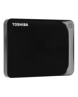 Toshiba Disco duro Canvio Connect II USB 3.0 1 TB Negro