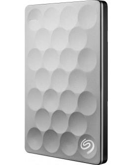 Seagate Disco Duro Portátil Ultraslim 1TB Plata