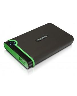 Transcend Disco duro Storejet 3.0 USB 3.0 1 TB Gris
