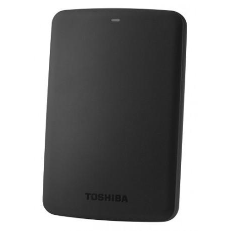 Toshiba Disco duro Canvio USB 3.0 1 TB Negro - Envío Gratuito