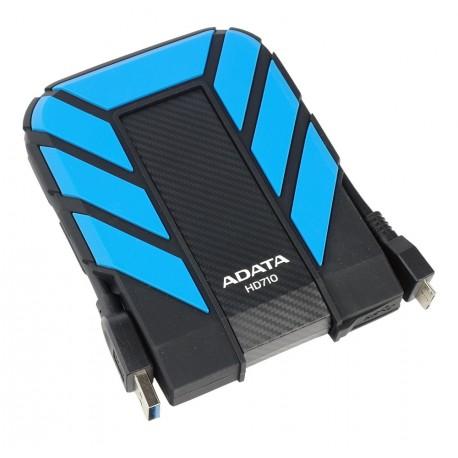 Adata Disco duro de uso rudo AHD710 1TU3 CBL USB 3.0 1 TB Azul - Envío Gratuito