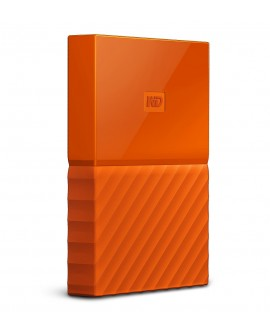 Western Digital Disco Duro My Passport Ultra 2TB Naranja