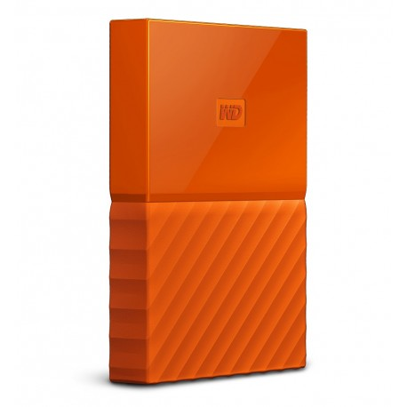 Western Digital Disco Duro My Passport Ultra 2TB Naranja - Envío Gratuito
