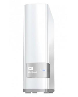 Western Digital Disco duro de escritorio My Cloud USB 3.0 2 TB Blanco
