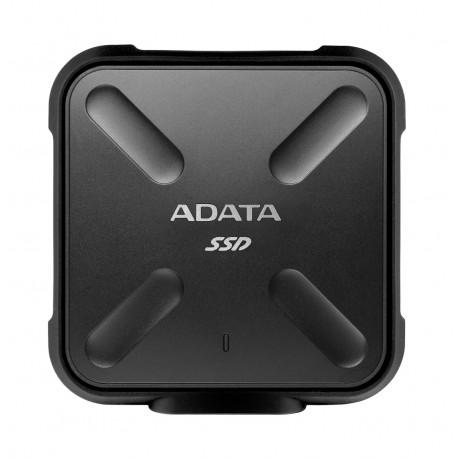 Adata SSD Externo SD700 256GB 3.1 Negro - Envío Gratuito