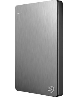 Seagate Disco duro portatil Slim USB 3.0 2 TB Plata
