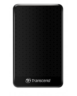Transcend Disco duro StoreJet 25A3 USB 3.0 2 TB Negro