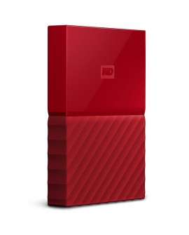 Western Digital Disco Duro My Passport Ultra 2TB Rojo