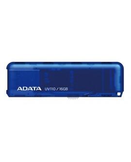 Adata Memoria USB UV110 16 GB USB 2.0 Azul - Envío Gratuito