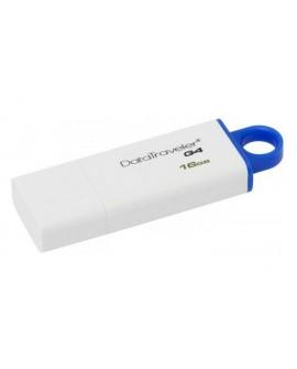 Kingston Memoria USB DTIG4 16 GB USB 3.0 Blanco