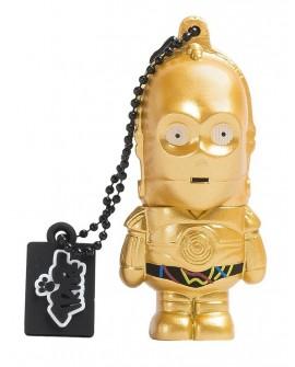 Tribe USB Star Wars C 3PO 8 GB USB 2.0 Varios