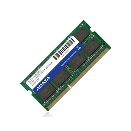 Adata Memoria RAM DDR3 1333 SODIMM 4 GB Verde - Envío Gratuito
