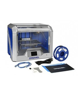 Dremel Impresora 3D Idea Builder Gris/Azul