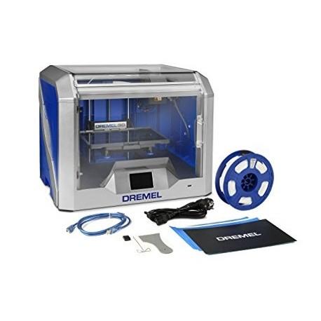 Dremel Impresora 3D Idea Builder Gris/Azul - Envío Gratuito