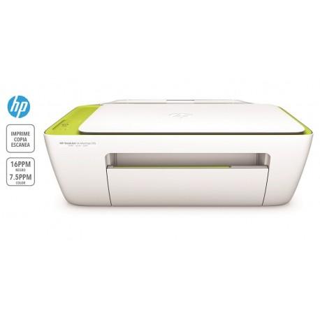 HP Multifuncional Ink Advantage 2135 a color Blanco - Envío Gratuito