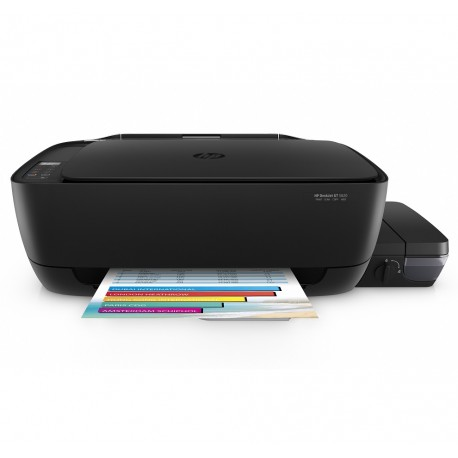 HP Multifuncional DeskJet GT 5820 Kronos Negro - Envío Gratuito