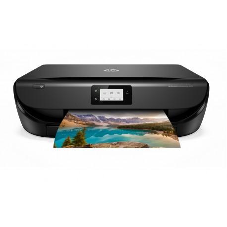 HP Multifuncional DeskJet Ink Advantage 5075 Negro - Envío Gratuito