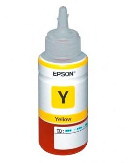 Epson Botella de tinta Serie L Amarillo - Envío Gratuito