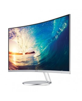 """Samsung Monitor Led Curvo 27"""" FHD Blanco"""
