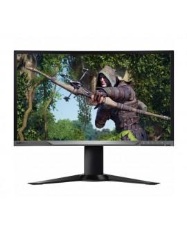 Lenovo Monitor Gamer Curvo Y27G Negro