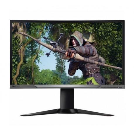 Lenovo Monitor Gamer Curvo Y27G Negro - Envío Gratuito
