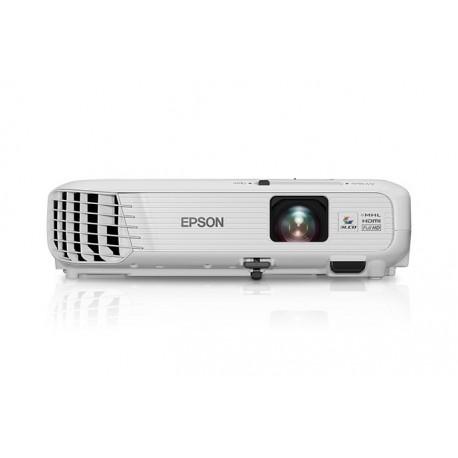 Epson Videoproyector Powerlite Home Cinema 1040 Blanco - Envío Gratuito