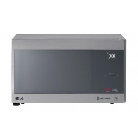 LG Horno de microondas /grill con capacidad de 1.5 pies cúbicos sistema inverter con acabado espejo Plata - Envío Gratuito