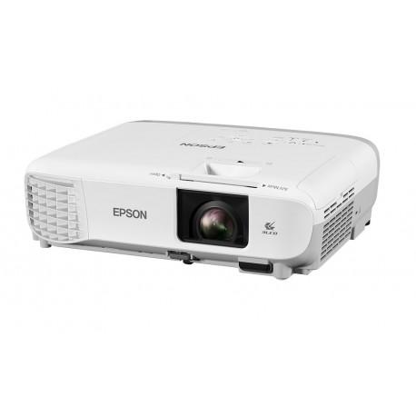 Epson Videoproyector PowerLite W39 Blanco - Envío Gratuito
