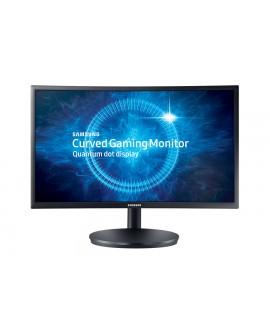 Samsung Monitor Gamer de 24 Curvo Negro
