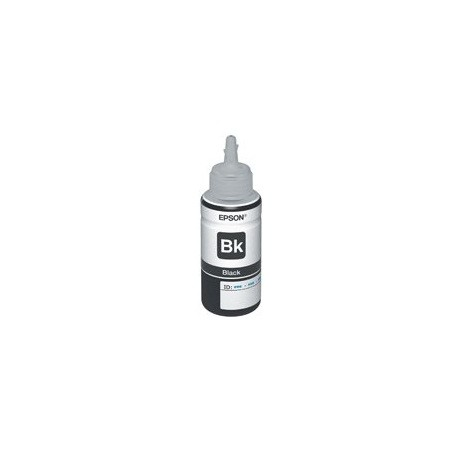 Epson Botella de tinta Serie L Negro - Envío Gratuito