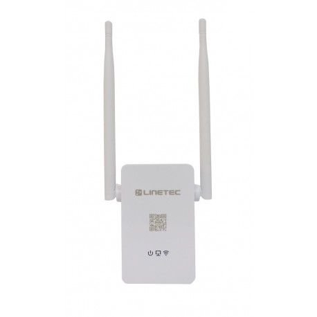 LINETEC Extensor de rango inalámbrico N300 Blanco - Envío Gratuito