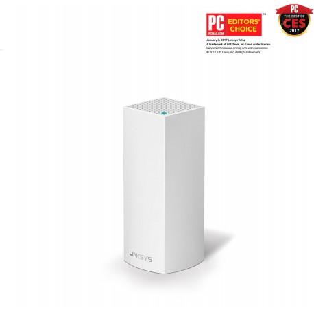 Linksys Sistema WiFi Roaming Velop 1pk Blanco - Envío Gratuito